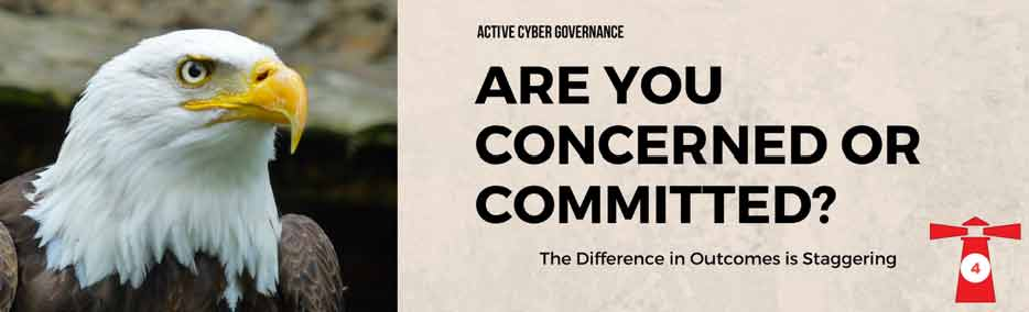Are you concerned or committed?